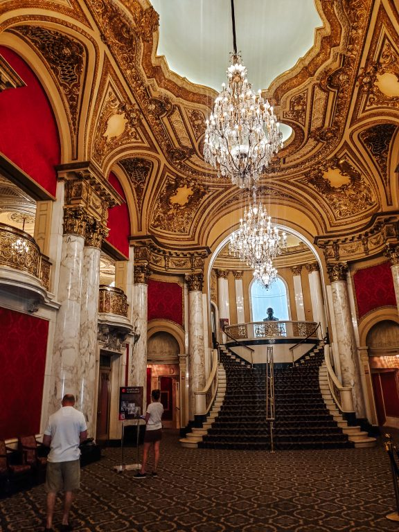 Take a Behind the Scenes Historical Tour of the Boston Opera House